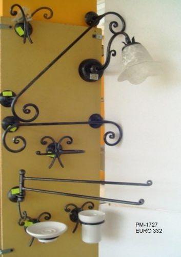 Petrosmetalli prodotti takorautaosat - Accessori bagno ferro battuto ...